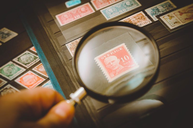 Stamp-Collecting