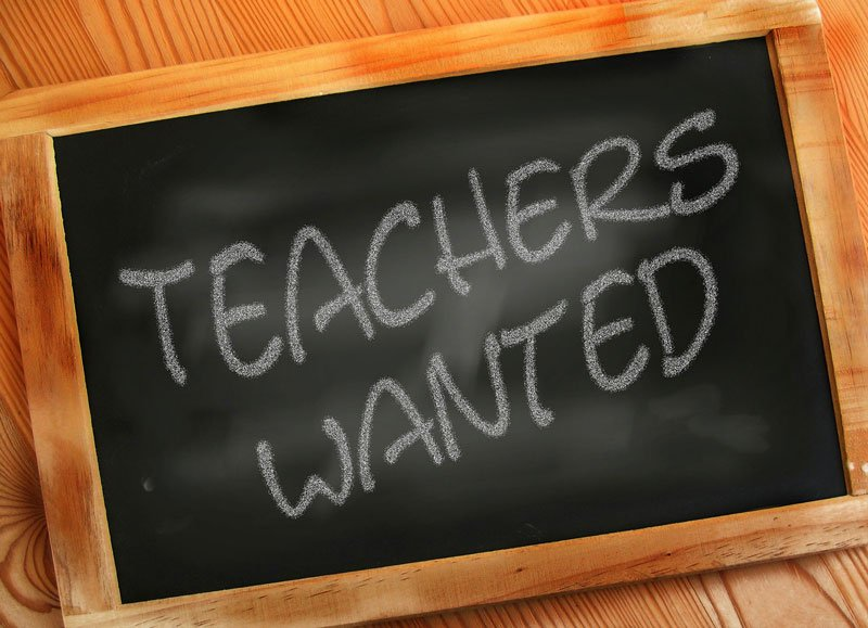 teacher-wanted