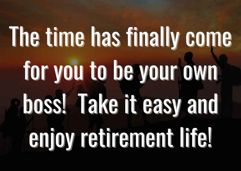 Take-it-easy-and-enjoy-retirement-life