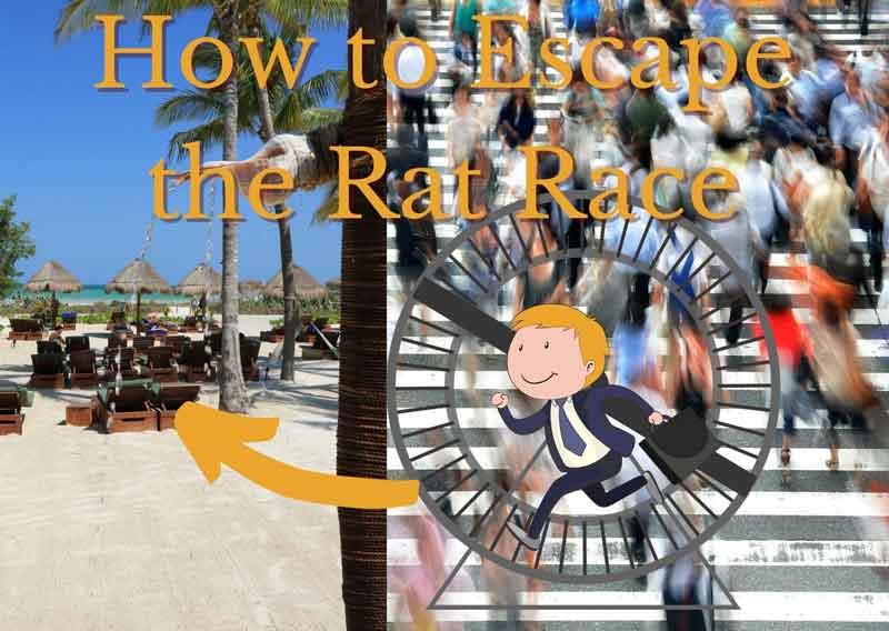 How-to-Escape-Rat-Race