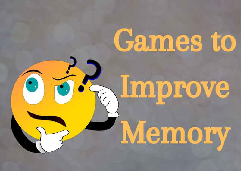 Games-to-Improve-Memory